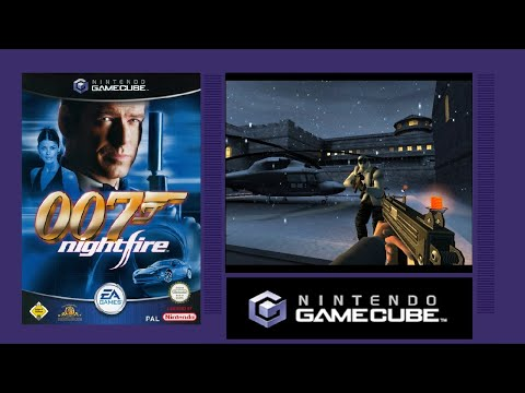 jeux de james bond 007 nightfire