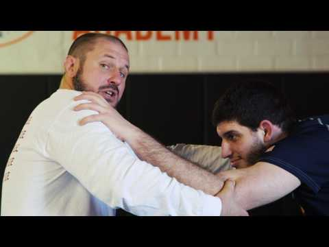 Oklahoma State Cowboy Elbow Control Tricks