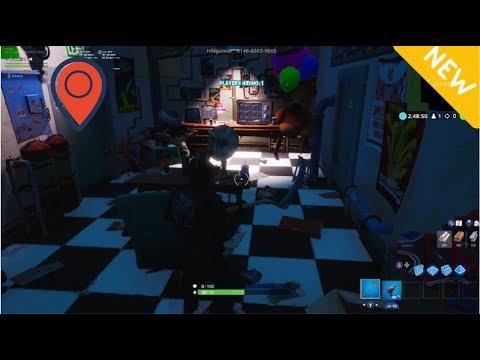 Five Nights At Freddy's Fortnite (Creative Mode)