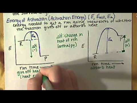 Chem121 Endothermic Exothermic Reactions 6 9