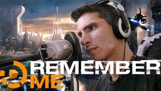 ASMR Gaming Remember Me Gameplay Commentary Ear to Ear Whispered