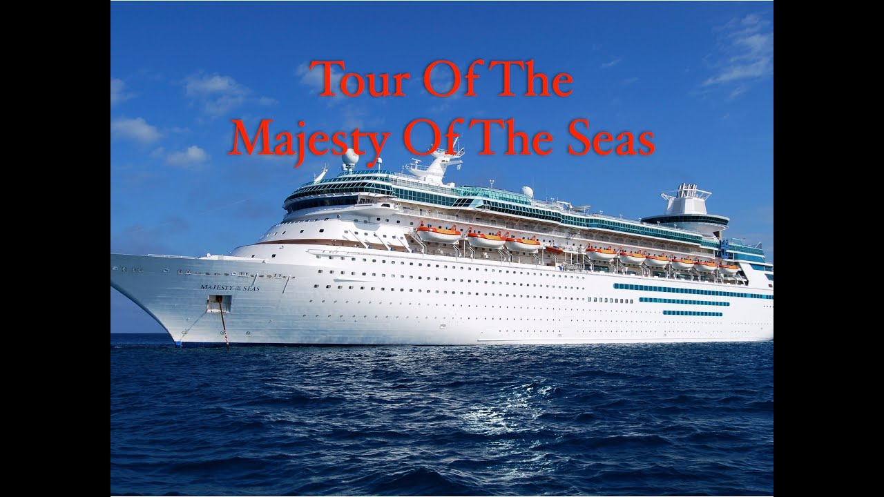 Tour Of Royal Caribbeans Majesty Of The Seas YouTube - Track royal caribbean cruise ships