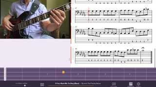 FREE interactive transcription with standard notation/TAB: https://...