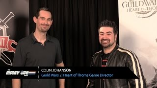 AngryJoe GW2: Heart of Thorns Interview