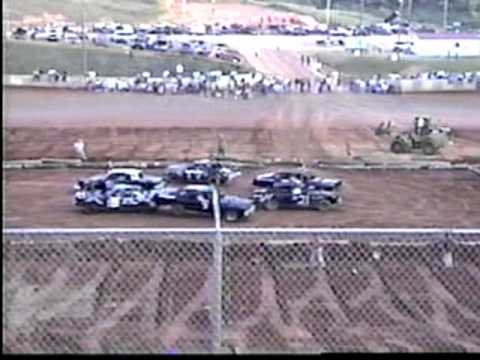 Clinton County Speedway Hard Hit #1