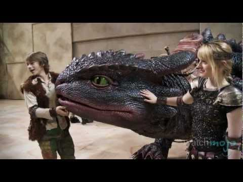 How To Train Your Dragon Live Spectacular Exclusive Interviews And Footage