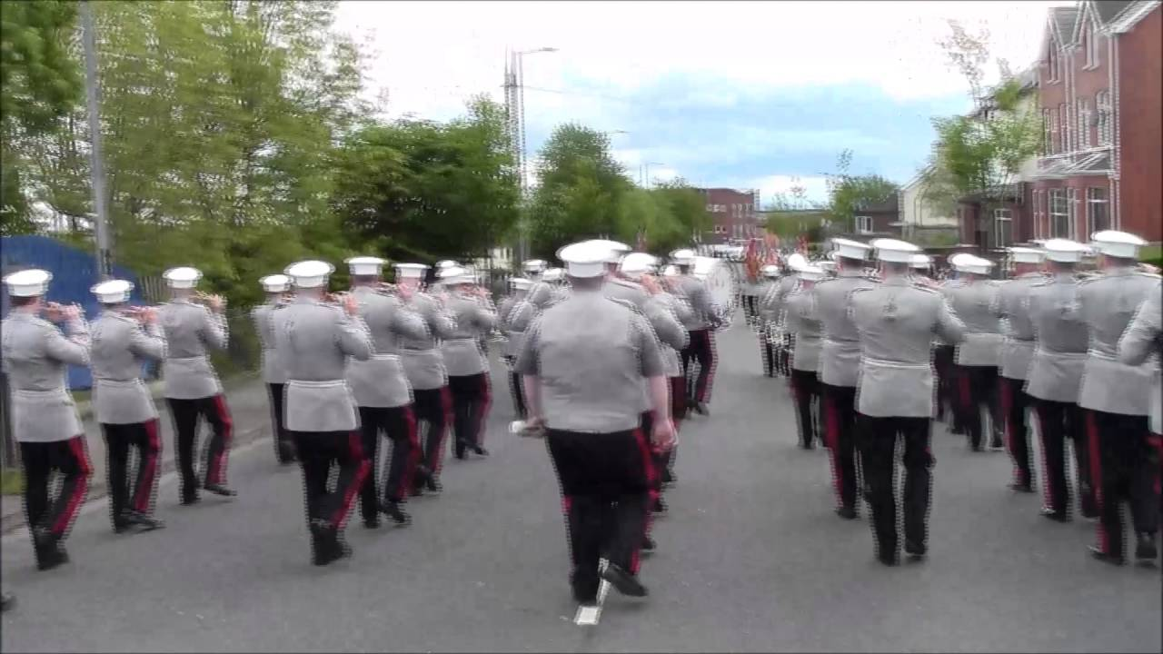 Ass Parade Images shankill protestant boys @36th ulster regimental bands ass parade 2016