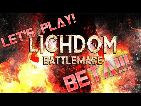 Let's Play! Lichdom Battlemage! WOW! Just WOW!!! |