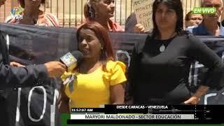 Venezuela - Equipo de VPITV atacado por colectivos mientras ...