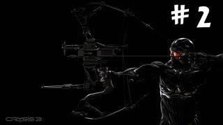 Crysis 3. Серия 2 [Под куполом]