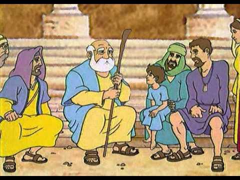 Bibbia in cartone un amico di nome gesù youtube