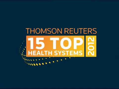 Baptist Montgomery Thompson Reuters Top 15 Health System