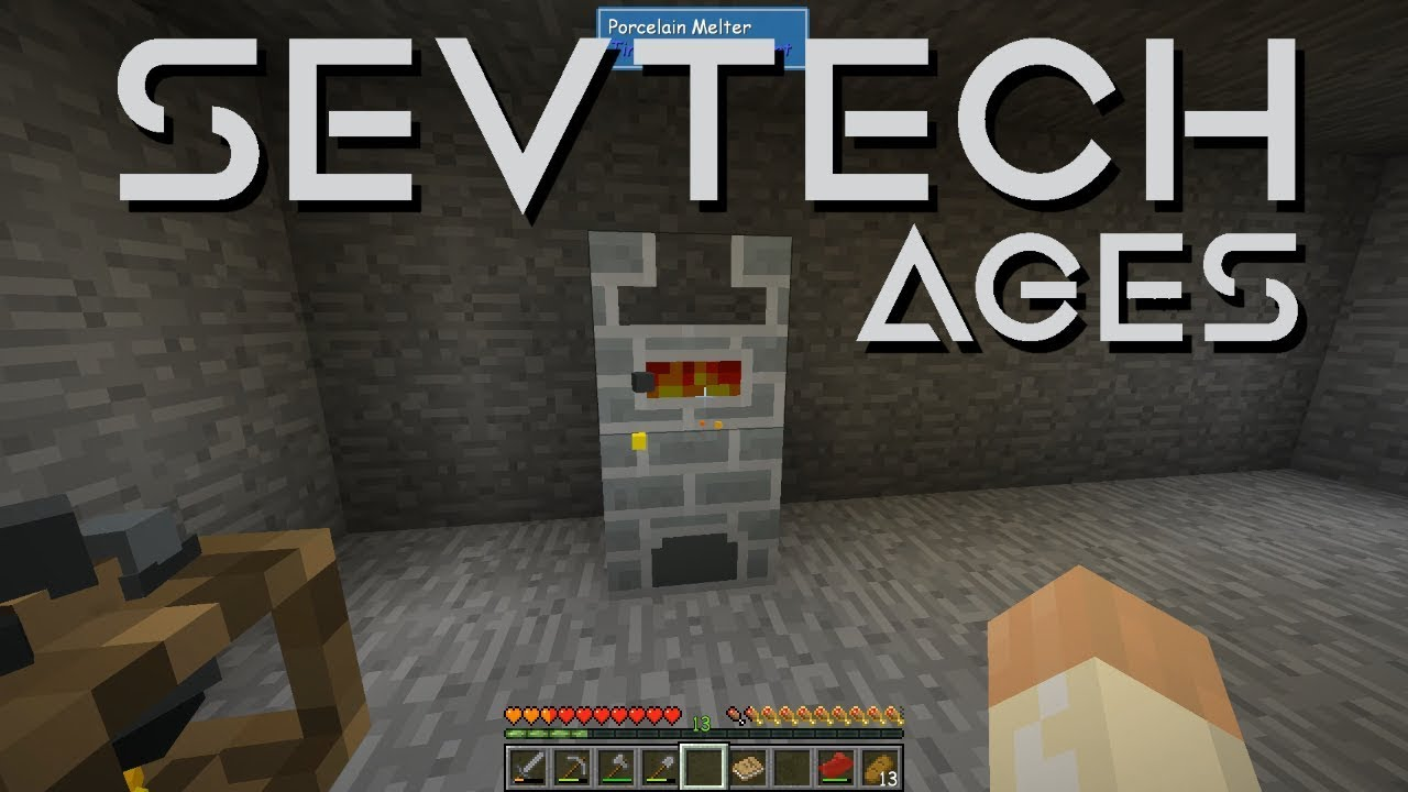 SevTech Ages #6 - Completing Age Zero!