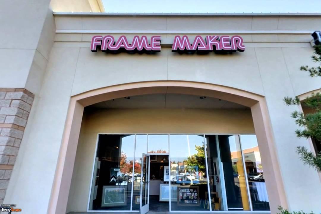 Tom Mott Frame Maker Fresno Ca Picture Frames Youtube