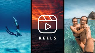 3 Cinematic GoPro REELS you need for YOUR INSTAGRAM