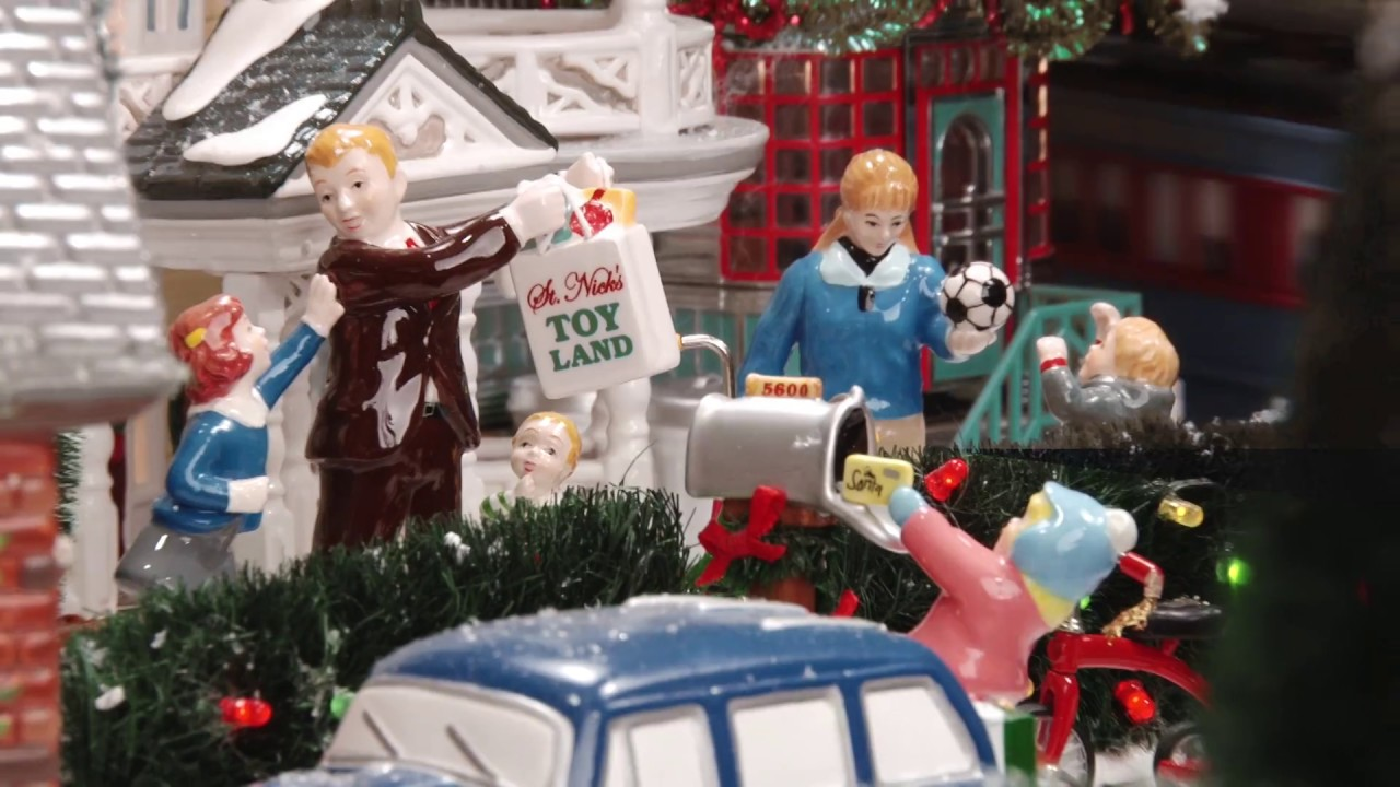 Epic Christmas Village Ii Youtube