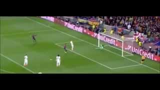 barcelona x psg gols 21 04 15