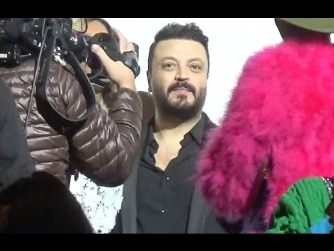 Fashion Designer Zuhair MURAD @ Paris Fashion Week show 25 january 2017 / Janvier #PFW