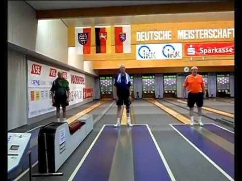 Deutsche Meisterschaft Sportkegeln 2012 in Oberthal.avi