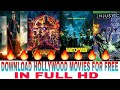 😞How to download Hollywood movies for free|| 🔥best website||must watch