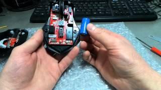 Полный разбор Bloody R8 с заменой аккумулятора!!!