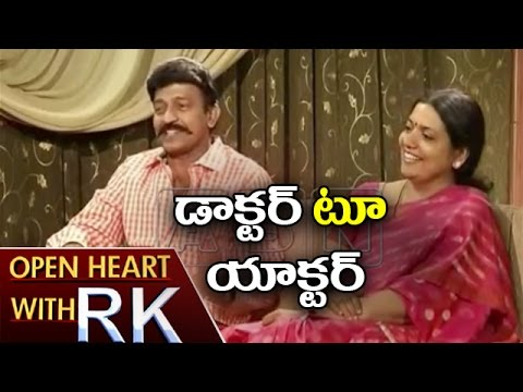 Rajashekar About Becoming Doctor To Actor | Open Heart With RK | ABN Telugu