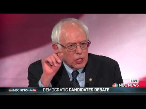 FULL Democratic Debate Part 3, NBC Democratic Presidential Debate 1 17 2016 HD xrcnuX7jDD8