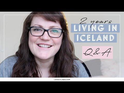 Living in Iceland Q&A | Sonia Nicolson