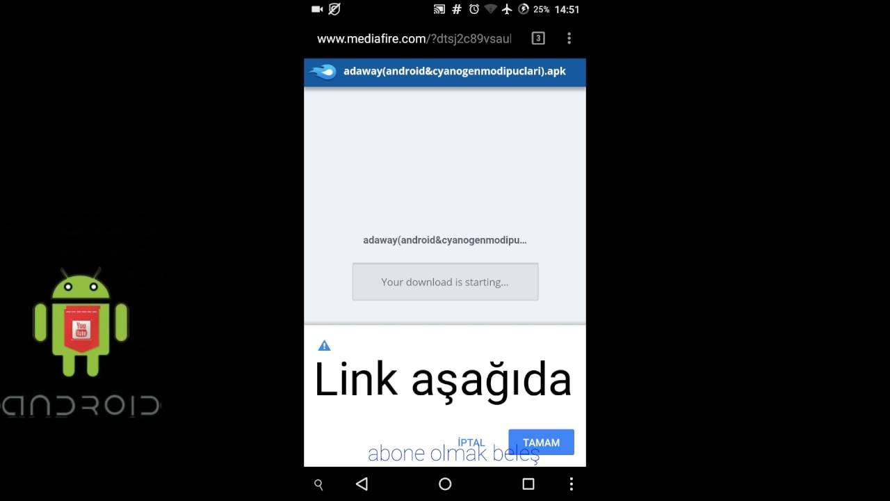 Android İçin Adblock(Adaway) Nasıl Yüklenir ? (Root)