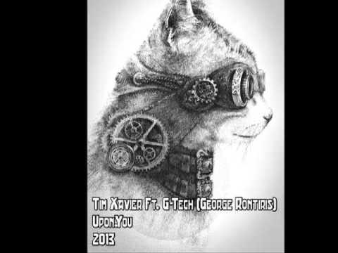 Space Jockey - Tim Xavier Feat. G-Tech