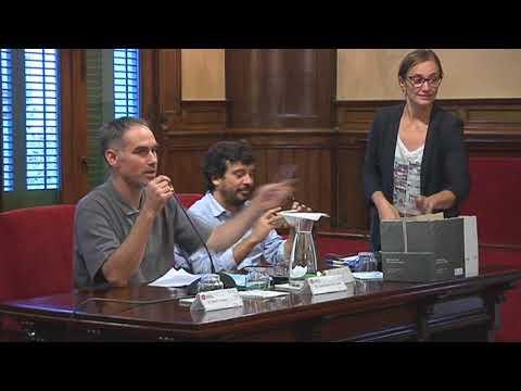 Gravació Consell de Barri extraordinari Sarrià - Sant Gervasi 19/09/2017