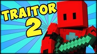 MINECRAFT SKYWARS - THE TRAITOR STRIKES BACK!