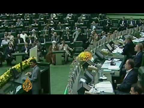 Defiant Ahmadinejad sworn in as president - 05 Aug 09