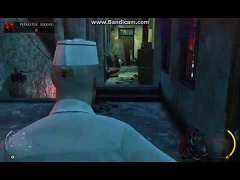 Hitman Absolution Agent 47 Barcode Glitch Youtube
