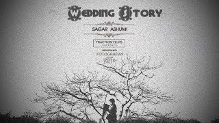 UDAIPUR DESTINATION WEDDING l SAGAR+ASHUMI l WEDDING TRAILER l TRACTION FILMS &TEAM