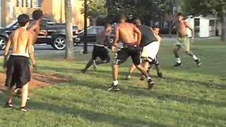 Real Backyard Football