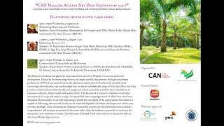 Plantation Sector Round Table Series #2: Optimising Resource Use