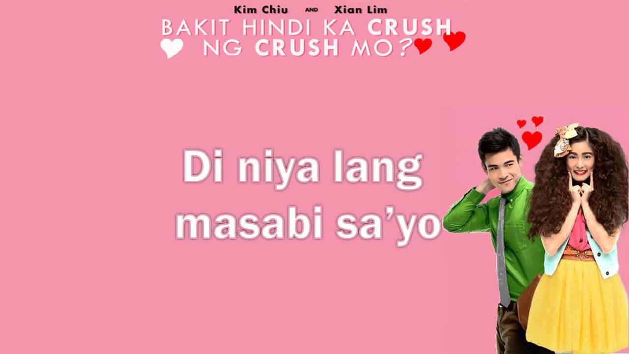 Download [ENG-SUB] Bakit Hindi Ka Crush Ng Crush Mo? Theme song/w lyrics