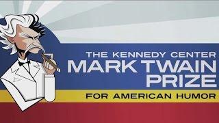 Mark Twain Prize for American Humor