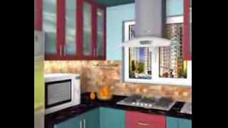 Modular Kitchen Cabinets In Kolkata, Howrah Low Price