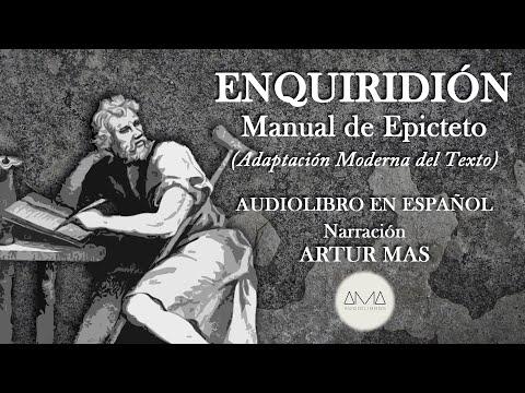 "epicteto---enquiridión:-manual-de-epicteto-""modernizado""-(audiolibro-completo-en-español)-""voz-real"""