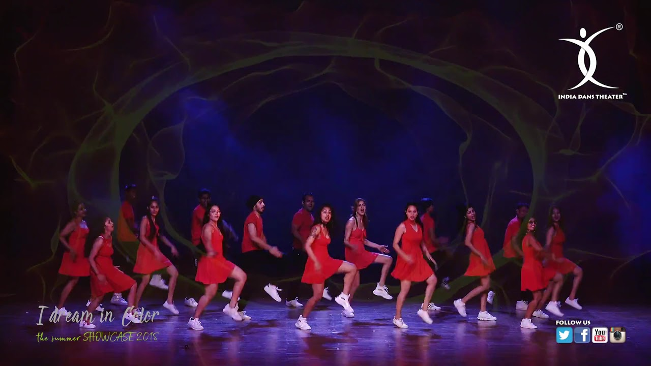 ILLEGAL WEAPON   JASMINE SANDLAS feat GARRY SANDHU   Choreography by Rekha Rani @ India Dans Theater