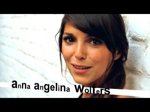 Anna Angelina Wolfers - Portrait