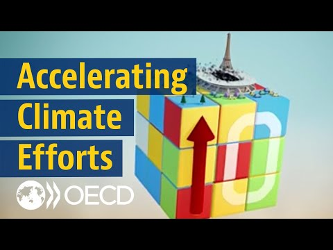 Meeting climate goals will require stronger policies to cut emissions