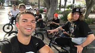 HEAVY BMX SESSION