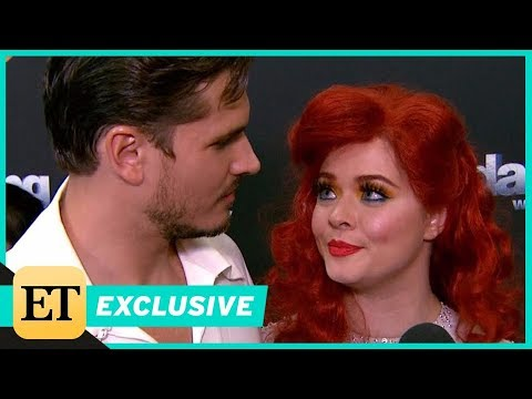 'DWTS': Sasha Pieterse Reacts to Shocking Elimination After Revealing She's Lost 37 Pounds Exclu…