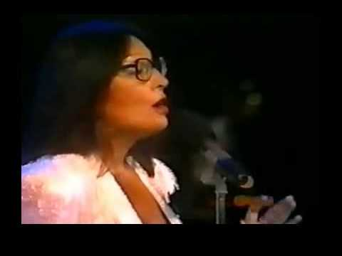 Nana Mouskouri  - Land Of Hope an Clory -  In Live - 1988  -