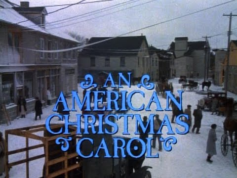 An American Christmas Carol 1979 HD
