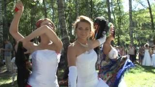 Парад невест 2016 Новомосковск