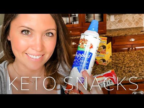 sweet-keto-snacks- -top-5-sweets- -ashley-salvatori